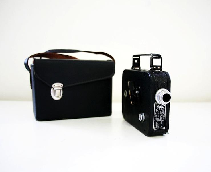 Cine Kodak Eight Model 25