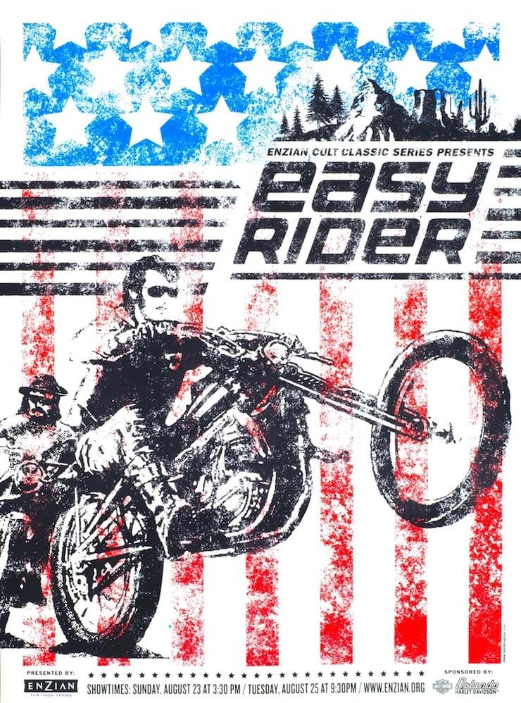 Easy Rider Film Poster