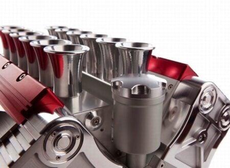 Espresso Veloce V12 Machine 450x330