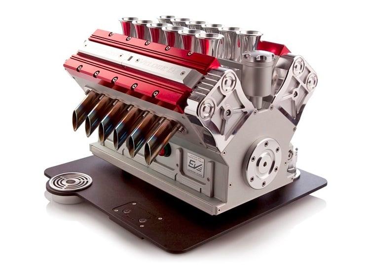 Espresso Veloce V12 Machine Coffee