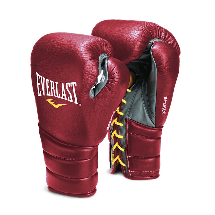 Everlast Professional Fight Boxing Gloves