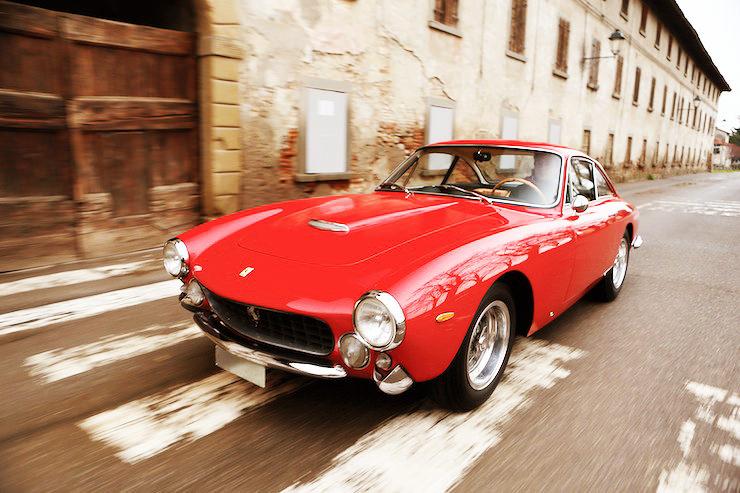 Ferrari 250 GT Lusso Driving