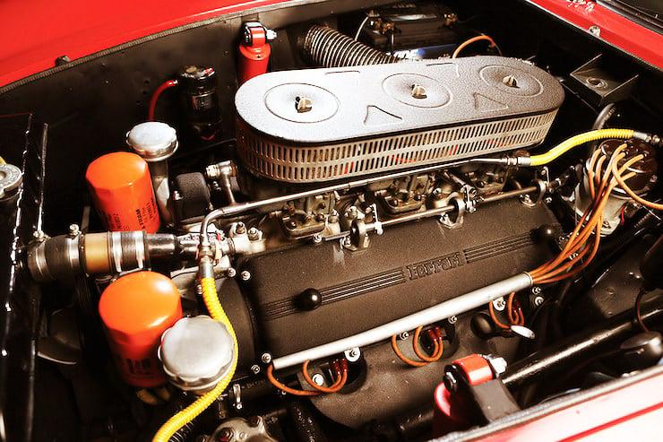 Ferrari 250 GT Lusso Engine