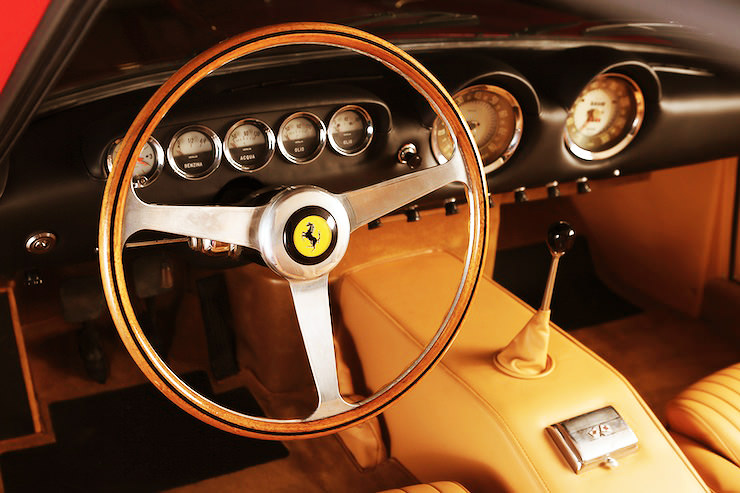 Ferrari 250 GT Lusso Interior