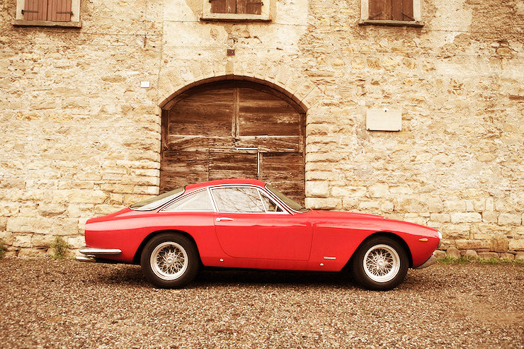 Ferrari 250 GT Lusso Side