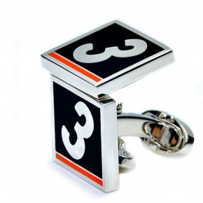 Graham Hill Cufflinks by One Bond St.