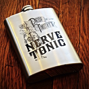 Hip Flask by Pick Your Poison 2 - Hip Flask by Pick Your Poison