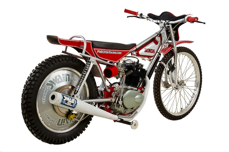 Honda XL350 Grass Tracker 1