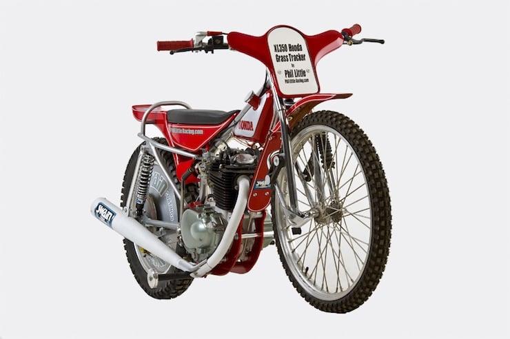 Honda XL350 Grass Tracker 4