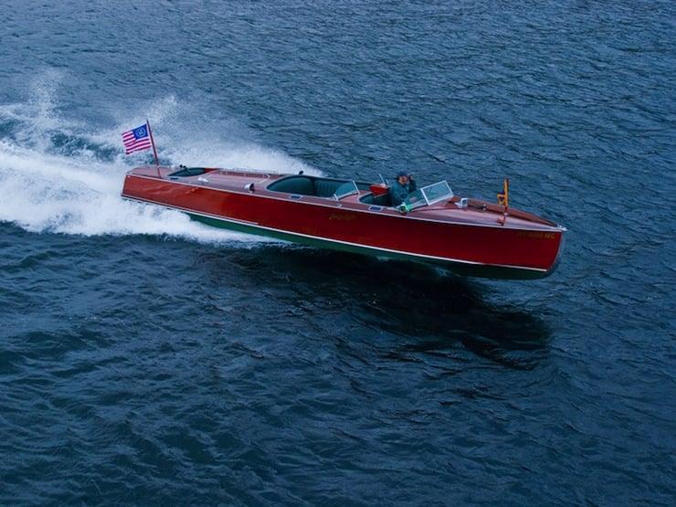 Беспроводные мушкетеры: катера-торпеды Хакера