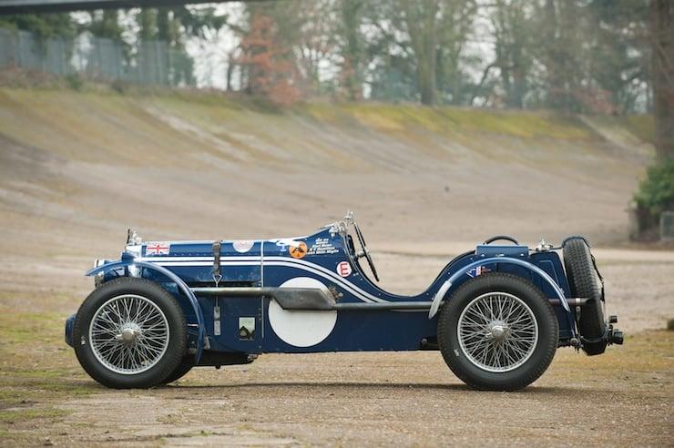 MG K3 Mille Miglia 1 1933 MG K3 Magnette