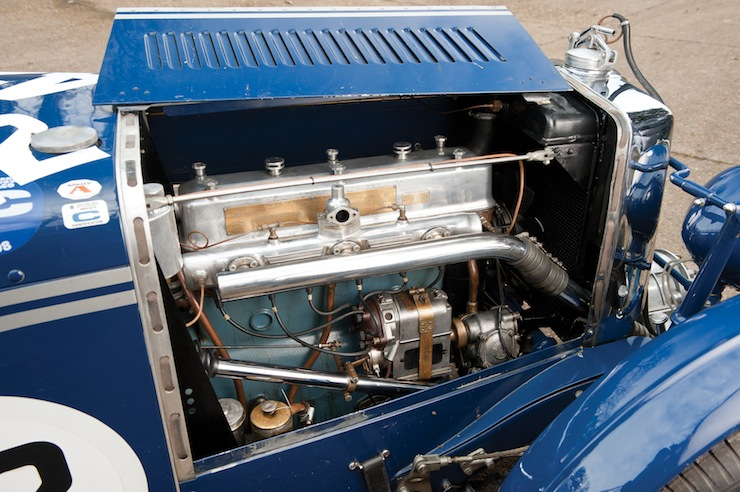MG K3 Mille Miglia 2 1933 MG K3 Magnette