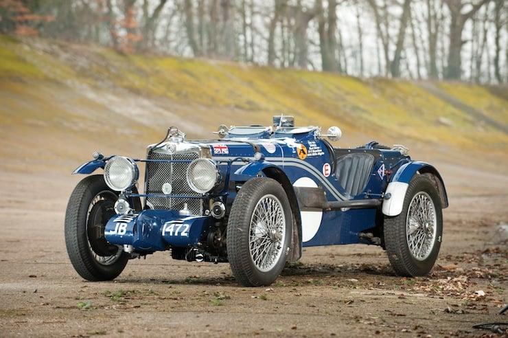 MG K3 Mille Miglia 3 1933 MG K3 Magnette