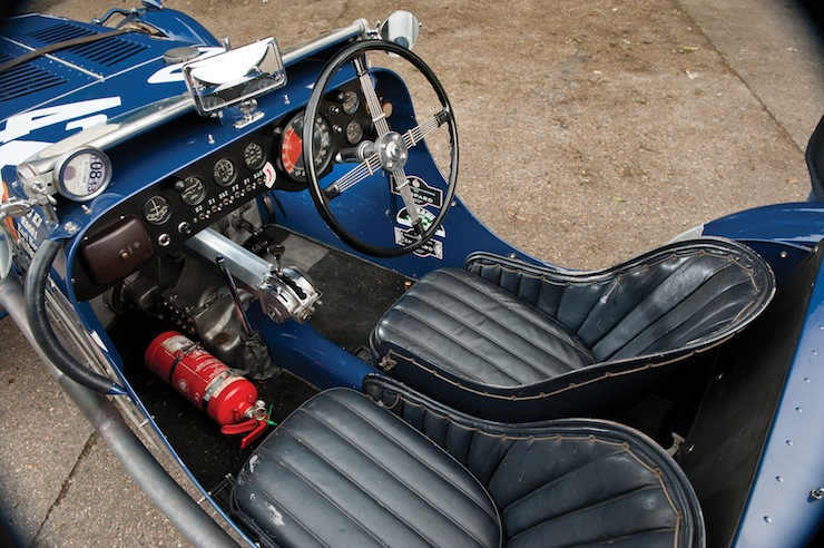 MG K3 Mille Miglia 4 1933 MG K3 Magnette