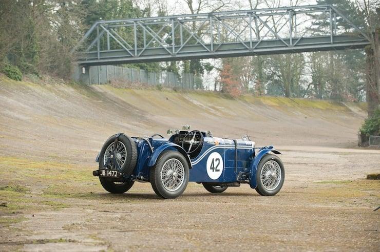 MG K3 Mille Miglia 5 1933 MG K3 Magnette