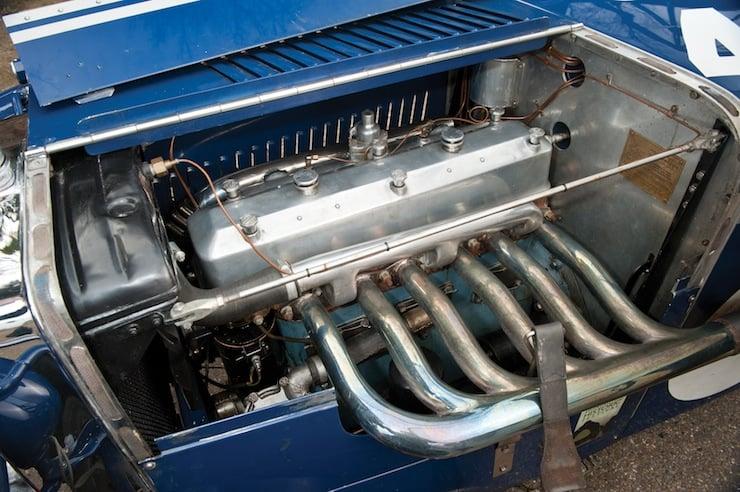 MG K3 Mille Miglia 6 1933 MG K3 Magnette