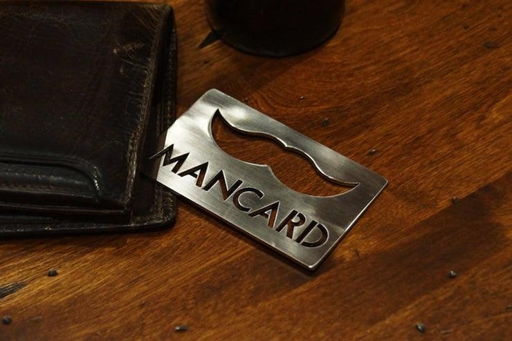 Man Card The Man Card