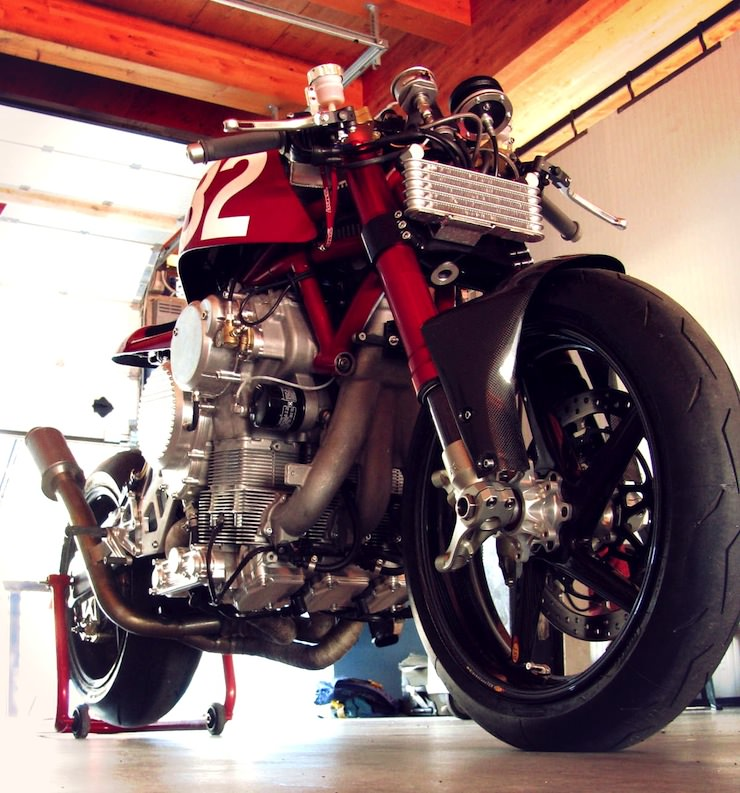 Nembo 32 Inverted Engine