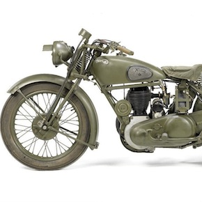 Norton Model 16H Military Thumbnail - 1944 Norton Model 16H Military