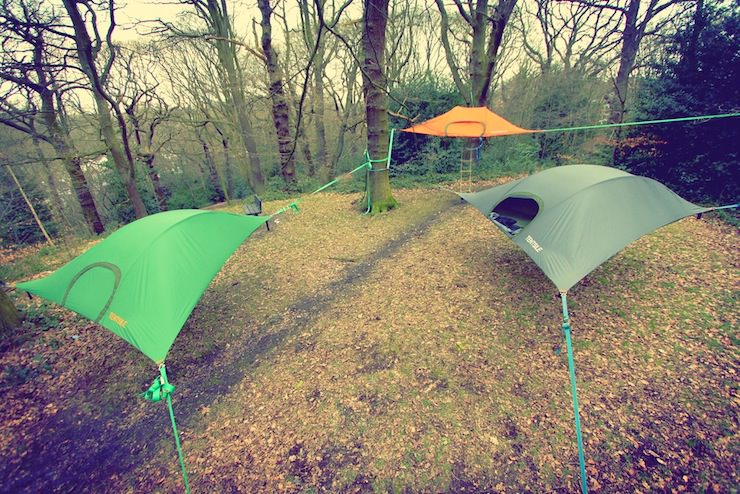 Tentsile Sting Ray Tent. 2