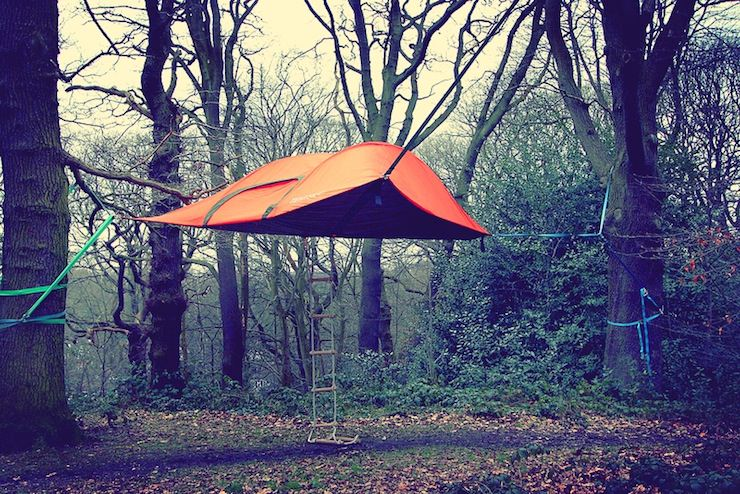 Tentsile Sting Ray Tent. 3 Tentsile Stingray Tent