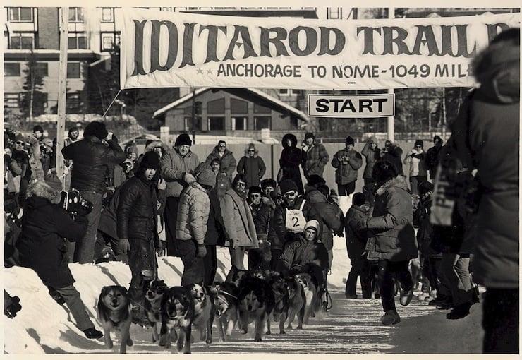 The 1979 Iditarod