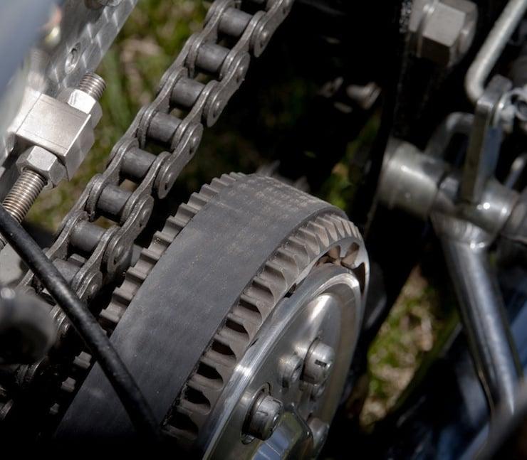 Triton motorcycle 9