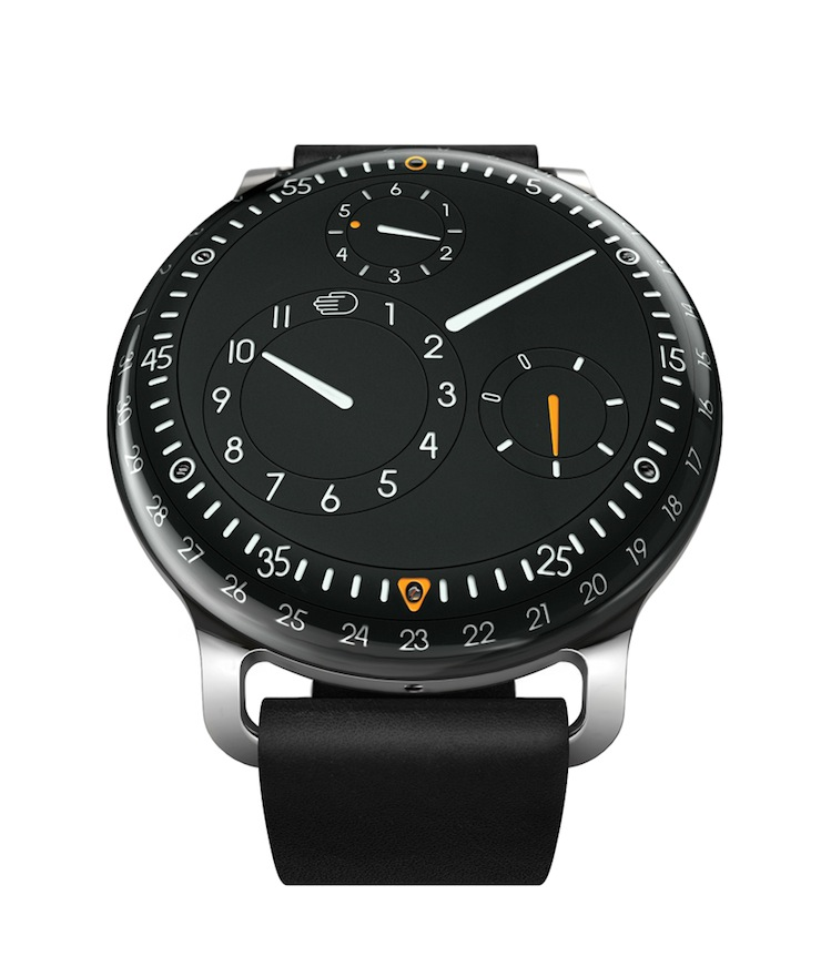 Type 3 Watch by Ressence 1