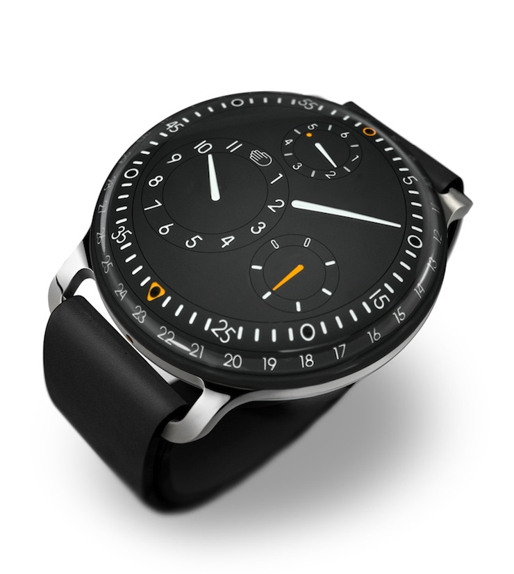 Type 3 Watch by Ressence 2