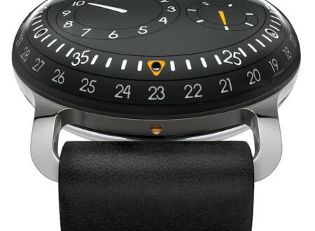 Type 3 Watch by Ressence 3 450x330 - Type 3 Watch by Ressence