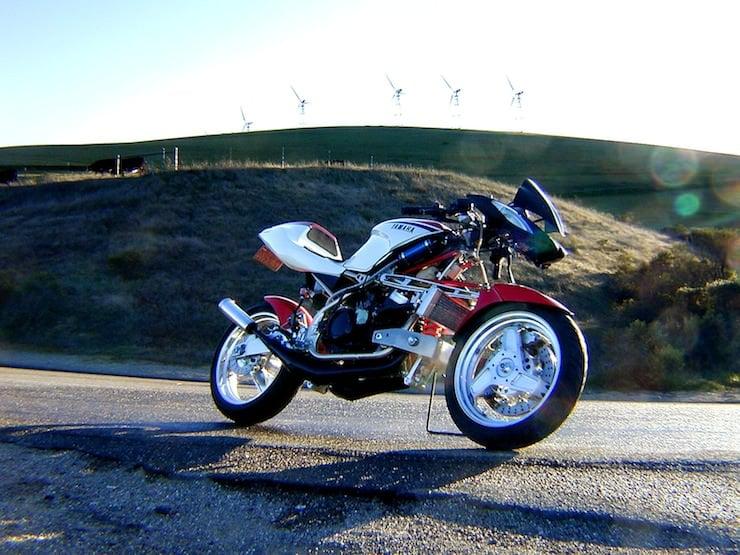 Yamaha A-N-D FFE 350 - Forkless 1