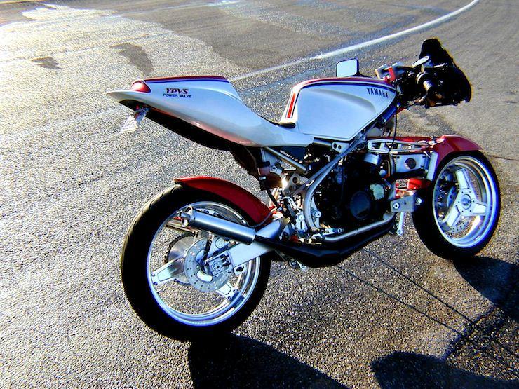 Yamaha A-N-D FFE 350 - Forkless 2