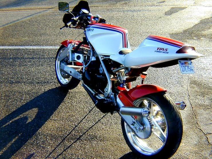 Yamaha A-N-D FFE 350 - Forkless 3