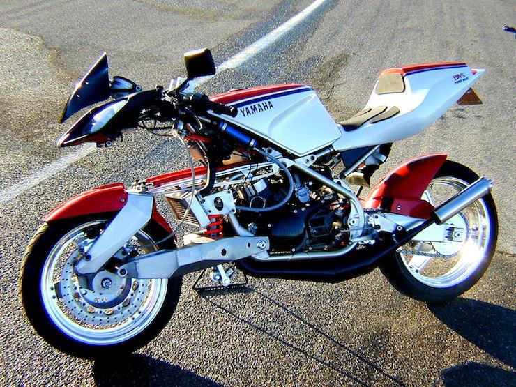 Yamaha A-N-D FFE 350 - Forkless 4
