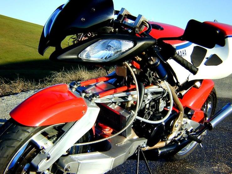 Yamaha A-N-D FFE 350 - Forkless 6