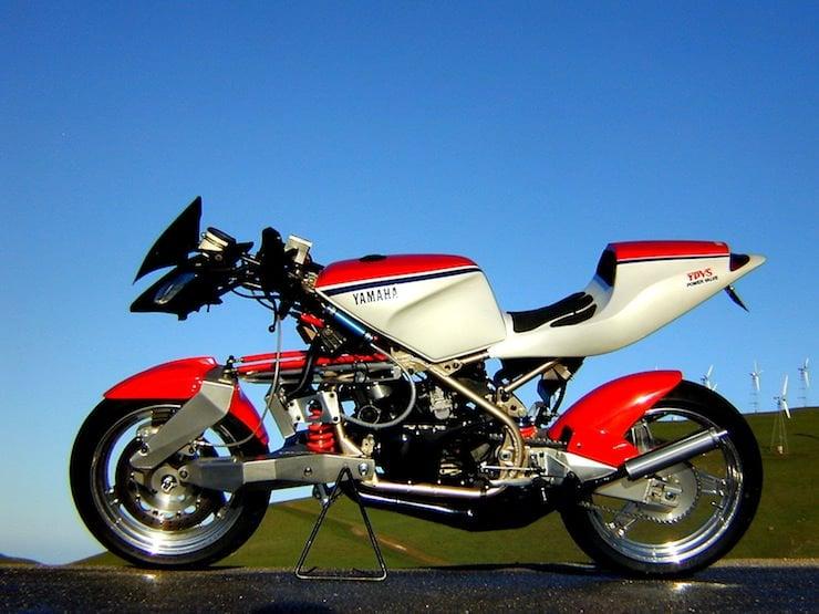 Yamaha A-N-D FFE 350 - Forkless 7