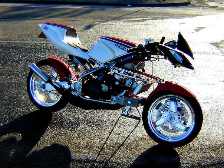 Yamaha A-N-D FFE 350 - Forkless 8