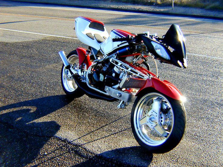 Yamaha A-N-D FFE 350 - Forkless 9