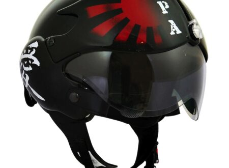 gpa aircraft kamikaze helmet 450x330 - GPA Kamikaze Helmet
