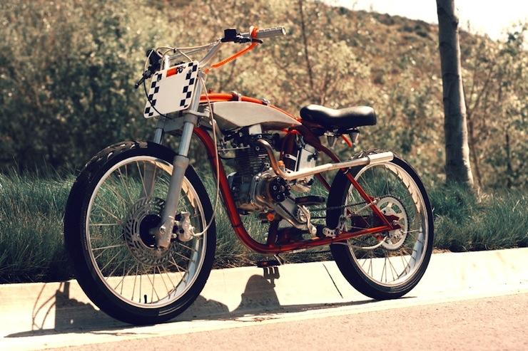 motorized bicycle 3