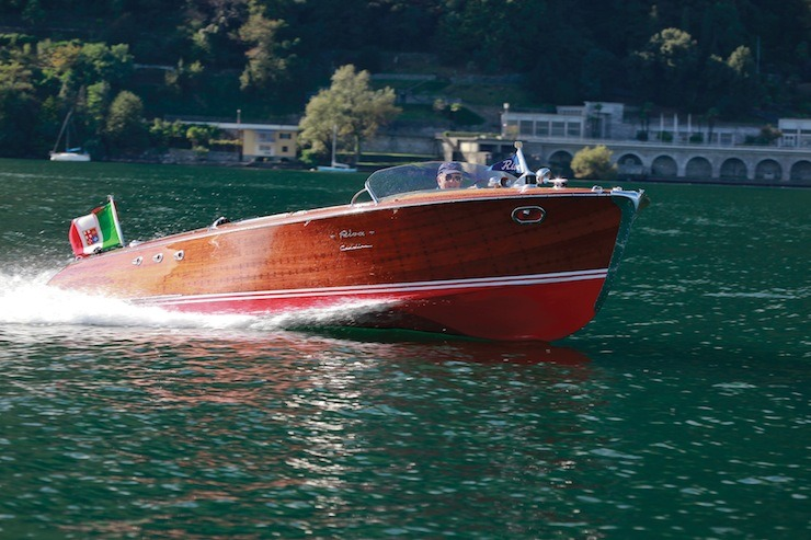 1956 Riva Ariston Cadillac 1