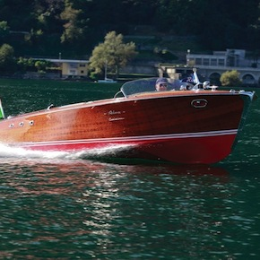 1956 Riva Ariston Cadillac 11