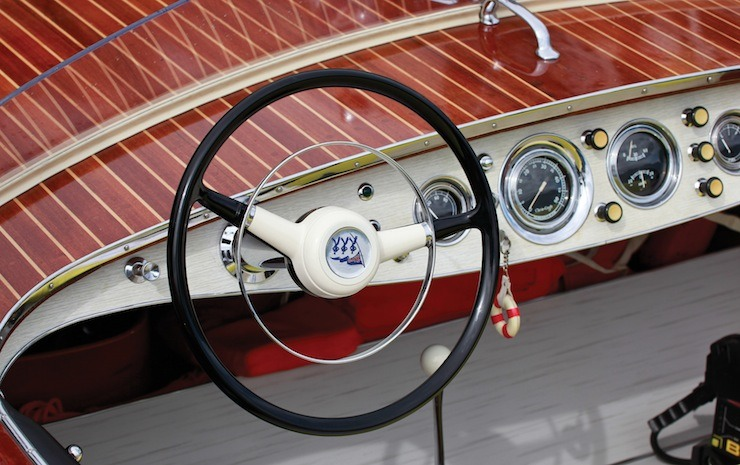 1956 Riva Ariston Cadillac 4