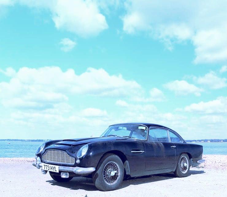 1963 Aston Martin DB4 'Series V' Vantage Sports Saloon 13