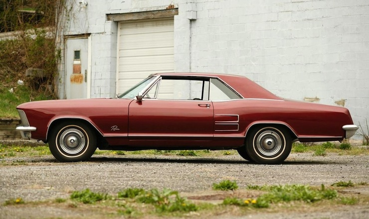 1964 Buick Riviera Coupe 1