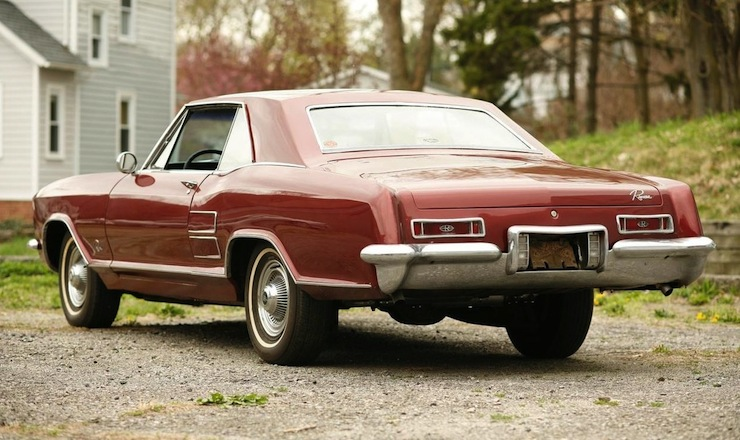 1964 Buick Riviera Coupe 2