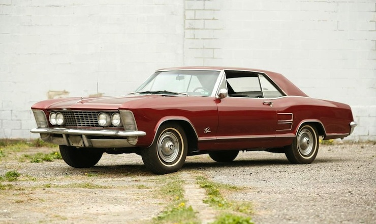 1964 Buick Riviera Coupe 5