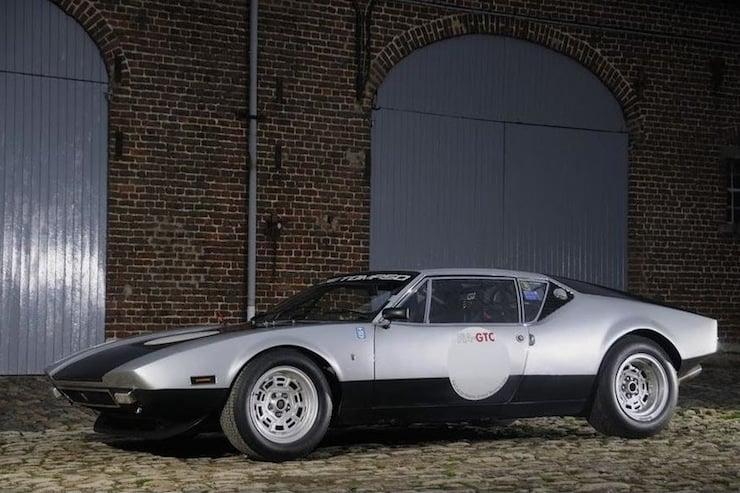 1972 De Tomaso Pantera Group 3 Factory Prototype 1