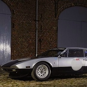 1972 De Tomaso Pantera Group 3 Factory Prototype