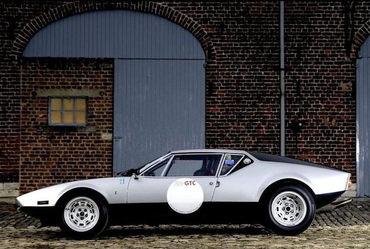 CAF   RACER 76  1972 De Tomaso Pantera Group 3 Factory Prototype